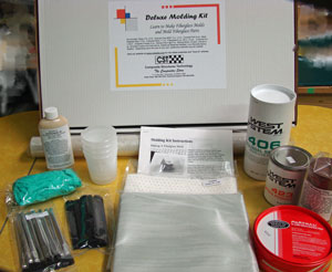 Mold making kit