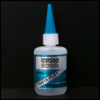 Insta-Flex Flexible Thin CA Glue, 1 oz.