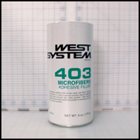 West Systems 403 Microfibers