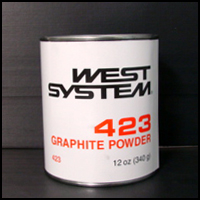 423 West System Graphite Powder Additive, 12 oz.