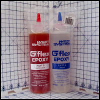650-32 West System G/Flex Epoxy Set, 32 oz. Set