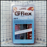 650-K West System G/Flex Epoxy Repair Kit, 8 oz. Set