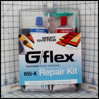 655-K West System G/Flex Epoxy Adhesive Kit, 10.7 oz. Set