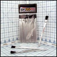 803-12 West System 1/2 in. Glue Brushes, 12/pkg.