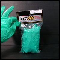 832-4 West System Disposable Gloves, 4 pr./pkg.