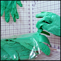 832-50 West System Disposable Gloves, 50 pr./pkg.