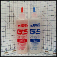 865-16 West System G/5 5 Minute Epoxy, 32 oz. Set