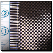 2.25 oz. Spread Tow Carbon Fiber Fabric