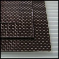 Carbon fiber accent sheets