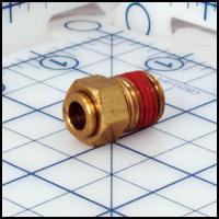 Push-in Vacuum Line Quick Release for 1/4 in. vacuum line