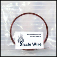 TEKOA Sizzle Wire, 10 ft. pkg.
