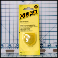 OLFA 28 mm Rotary Blades, 2/pkg.