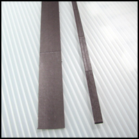 Carbon Fiber Tapered Laminates