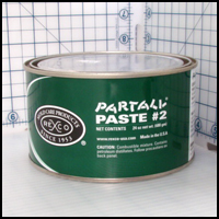 Partall Paste #2 Mold Release, 24 oz. tin