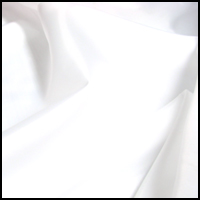 Polyester Peel Ply Woven Fabric, Fine Weave, White