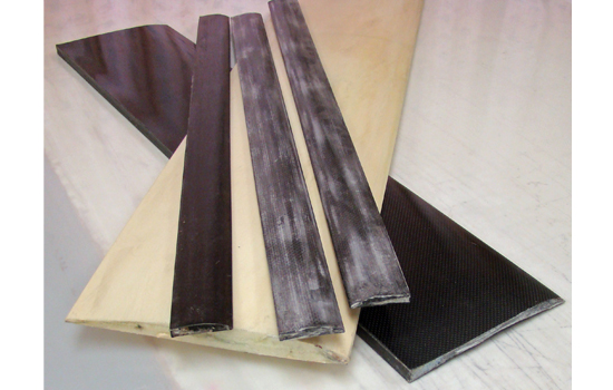 Molding Carbon Fiber Leading Edges - CST The Composites Store, Inc