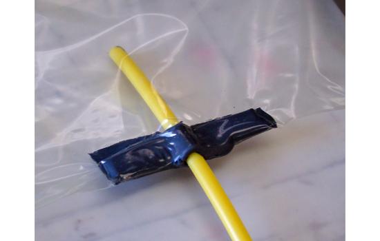 Seal Vacuum Line